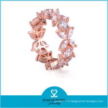 2016 Fiançailles de luxe et anneaux de mariage pour les femmes (J-0234R)