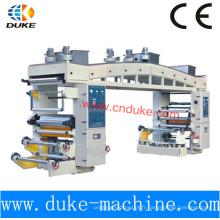 Machine de laminage à sec à haute précision à commande automatique