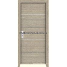 Pop diseño barato puerta del Mdf del Pvc puerta JKD-M692 de China Top 10 puertas de marca
