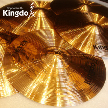Venta al por mayor B8 Drum Kit Cymbals