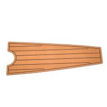 Environmental durable synthetic teak  marine eva foam floor decking sheet pool deck floor