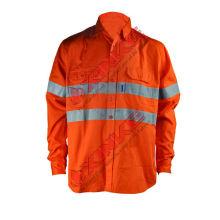 Roupa 100% da proteção do inseto do algodão para o workwear de mineração do carvão