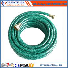 PVC Flexible Reinforced Fiber Braided Water Irrigation Garden Hose