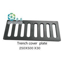 Matériau composite de drain de tranchée de drainage