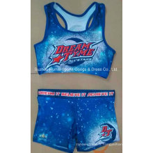 Sublimation Bra Shorts Singlet