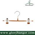 PVC DIP Matel Pant Hanger/Pant Rack with Two Clip