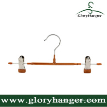 PVC DIP Matel Pant Hanger/Pant Rack with Two Clip
