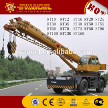 XJCM 40 ton Rough Terrain Crane QRY40 for sale
