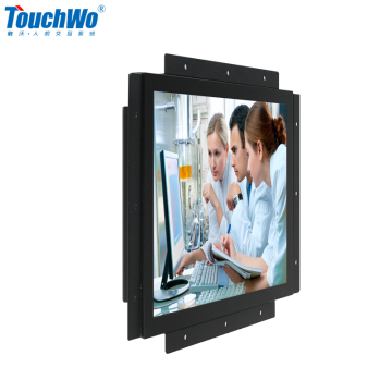 15 Weißer Touchscreen-Industrie-Panel-PC
