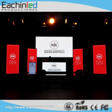 Stage Background P3 Indoor Rental Led Video Wall Panel For Conference Video System Be distinguished by its design, P3.9 Indoor event audio visual equipment LED video walls are consisted to be the best event production on the market.