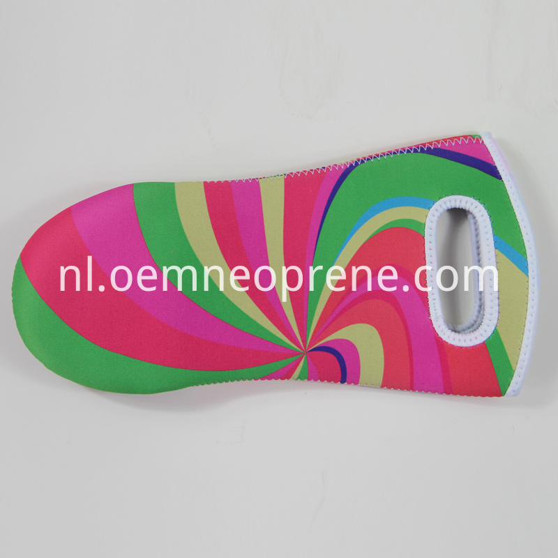 Alt Bright Oven Gloves