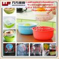 OEM Custom Double Kitchen vegetable basket mould/Custom design Double Kitchen plastic injection vegetable basket mold