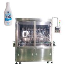 Automatic cosmetic liquid filling machine