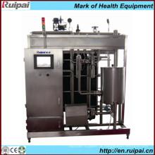 Uht leite / máquina de esterilizador tubo de suco