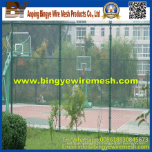 China Factory Wholesale Low Chain Chain Link Fence