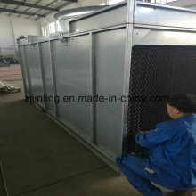 Full Hot DIP Galvanized Cross Flow Closed Circuit Cooling Tower