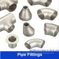 China Fabricação de aço inoxidável Butt Weld Pipe Fittings