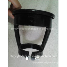 Forged Steel Gas Cylinder Cap
