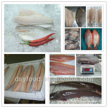 Tipos de filetes de peixe