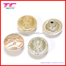 3D Embossed Jean Button (TC-BU1089)