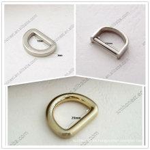 """1 """"metal d anillo para bolsos"""