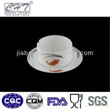 A047 High quality antique custom ceramic ashtray