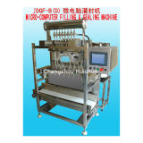 High Speed Micro - Computer Filling And Sealing Machine For Plastic Infusion Bags