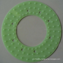 Silicone Saving Water Shower Heads Nozzle Gasket