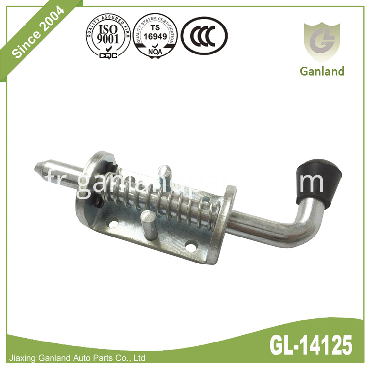 Steel Bolt Latch GL-14125