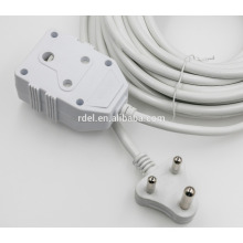 South Africa 10m 20m Surge Protected Extension Cord