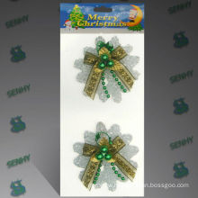 Decorative Plastic Christmas snowflake ornaments, Christmas decoration