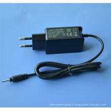 Adaptateur secteur AC / DC Ce / UL / FCC / CCC 5V / 2A