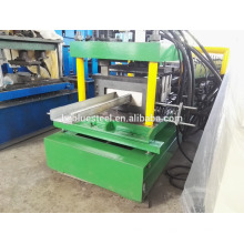 C Lip Channel Purlin Cold Mill Machine, bon prix C Acier Z Shape Automatic Change Purlin Mill Roll Forming Machine Prix