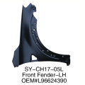 Chevrolet Captiva 2008-2011 Front Fender
