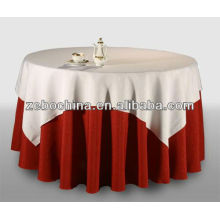 High quality different styles and patterns available wholesale hotel table cloth
