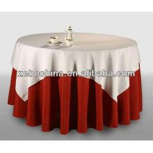 Alta qualidade diferentes estilos e padrões disponíveis grosso hotel tabela pano