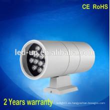 Zhongshan Precio de fábrica Mini moderno decorativo 24w llevó la luz de la pared IP65