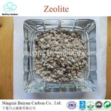 zéolithe pour l'agriculture avec le prix concurrentiel de zéolite normale