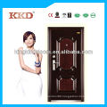 High-quality stainless doorsill steel door KKD-329 For Apartment Entry Used