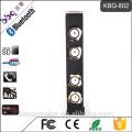 BBQ KBQ-802 6000mAh Batterie Neueste professionelle Power Bank Bluetooth Audio Tower Lautsprecher