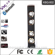 BBQ KBQ-802 6000mAh Batterie Neueste professionelle Power Bank Bluetooth Audio Tower Lautsprecher