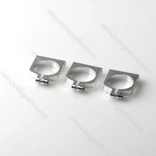 Verplaatsbare 16mm Aluminium Tube Clamp / Clip