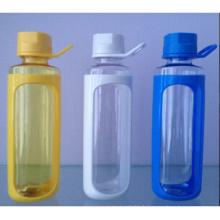600 ml de bouteille d'eau gratuite BPA, bouteille d'eau sport, coupe en plastique