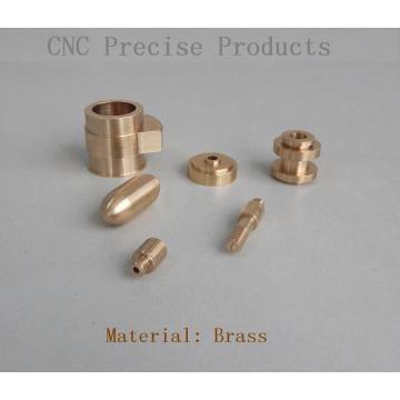 CNC Lathy Peças / Lâmpada Metal Peças / CNC Usinagem Peças