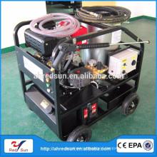 4000PSI diesel hot water high pressure cleaner