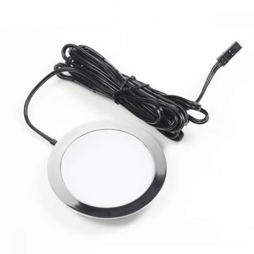 Mini puck a LED da 3 w per cabinet
