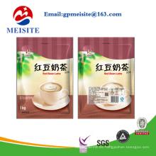 Bolsas de embalaje de aluminio para el té de leche