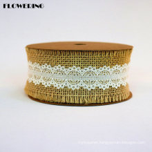 Jute Lace for Home Decoration Fabric Popular