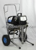 DP-6337iB Professional Airless Paint Sprayer with Low Position Suction Valve for Heavy Coatings like Putty Plaster