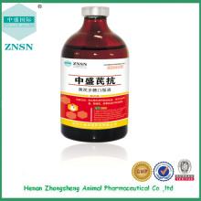 Китайская традиционная Медицина Huangqiduotang ротовой жидкости противовирусные